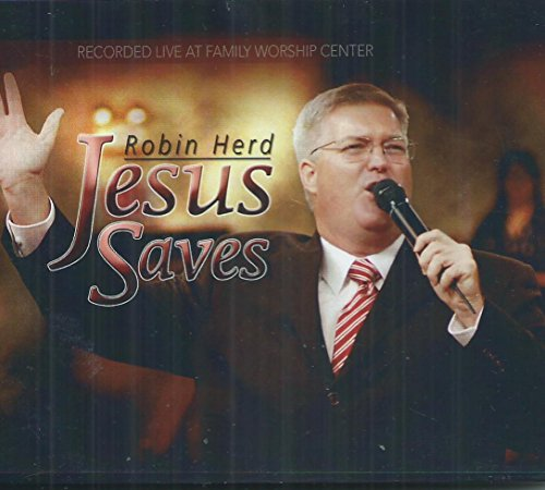 Price comparison product image Jesus Saves Robin Herd