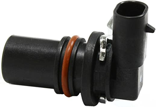 Vehicle Speed Sensor compatible with Chevy Camaro 93-10 2 Male Blade Terminals 1 Female Connector Trans Mount