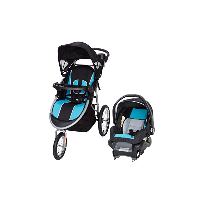 Baby Trend Pathway 35 Jogger Travel Syst