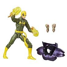 MARVEL Dr. Strange 6 Inch Legends Iron Fist Action Figure