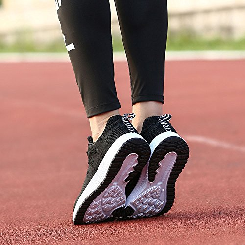 Sports Basket Skateboard Lacets Fitness Gym Outdoor Solike De Course Multisports Casual Chaussures Noir Sneakers Femme Mode Respirants Athlétique 1w5Yg