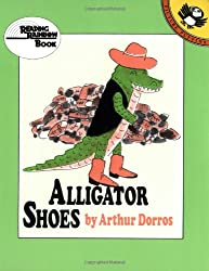 Alligator Shoes (Picture Puffin S)