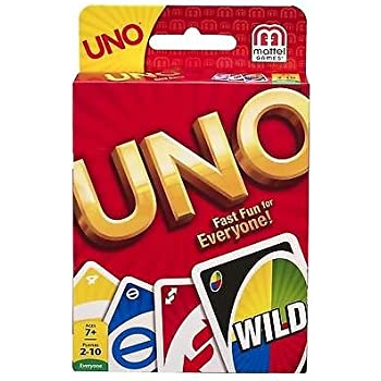 Uno Card Game by Mattel