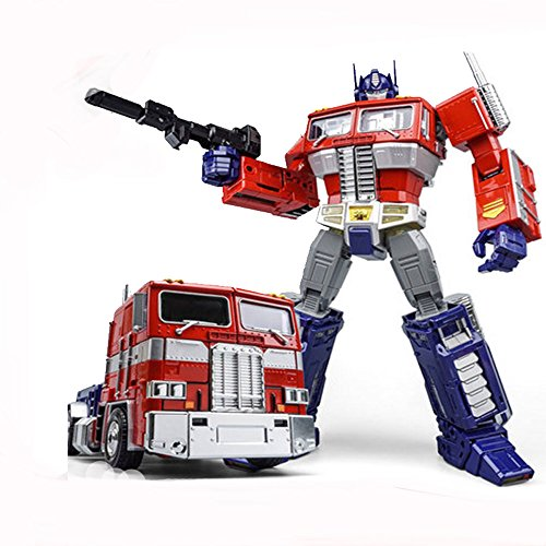 Masterpiece Prime Optimus - Transformer Wei Jiang Masterpiece MPP10 Oversized Optimus Prime