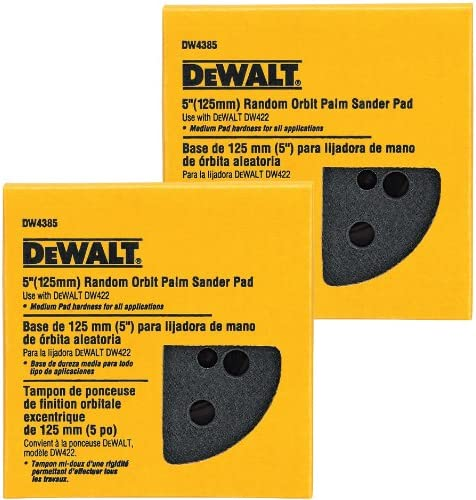 Dewalt Genuine OEM Replacement Backing Pad # 146546-01