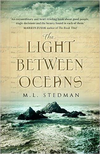 Elegant The Light Between Oceans: M. L. Stedman: 9780857521019: Amazon.com: Books Design Ideas