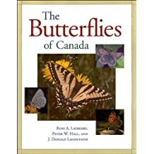 The Butterflies of Canada