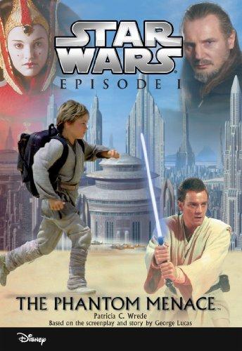 Star Wars The Phantom Menace Book