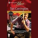 Private Sessions | Tori Carrington