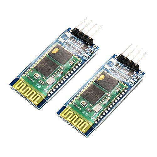 Pass Module Through - Sunhokey 2pcs HC-06 Bluetooth serial pass-through module wireless serial communication from machine Wireless Bluetooth Module