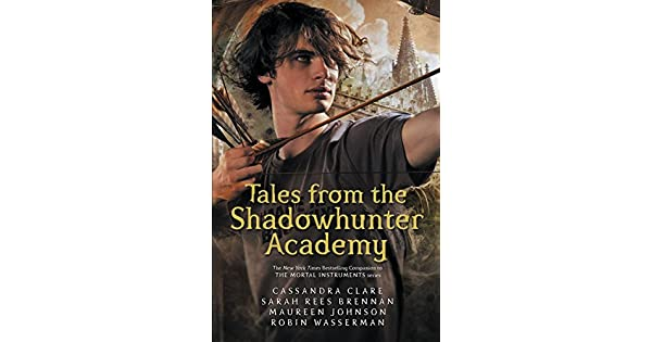 Amazon.com: Tales from the Shadowhunter Academy eBook ...