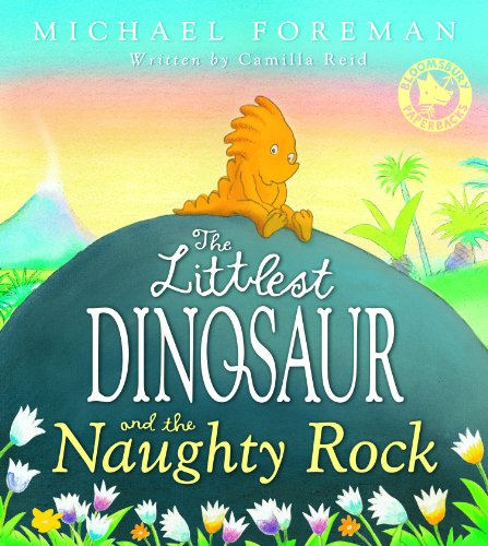 The Littlest Dinosaur and the Naughty Rock (Bloomsbury Paperbacks) (English Edition)