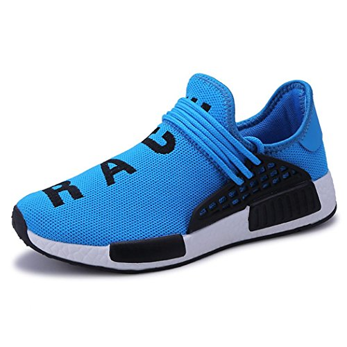 Amazon.com | Yale Stuart Men Women Knitted Running Shoes Athletic Tennis Walking Sneaker Lightweight Gym Trainers Fashion Sneakers | Running