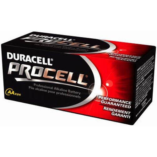 Duracell Procell AA 24 Pack PC1500BKD09 (Lab Electronic Equipment compare prices)