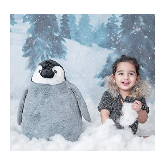Webby Cute Penguin Soft Plush Toy, 60 cm