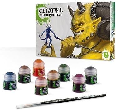 Games Workshop 99179953002 - Juego de Pinturas para Sombra de citado: Amazon.es: Juguetes y juegos