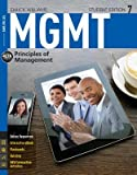 img - for MGMT 7:2015-STUD.ED.-TEXT book / textbook / text book