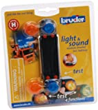 Bruder 2801 Accessories: Light and Sound Module (Trucks)