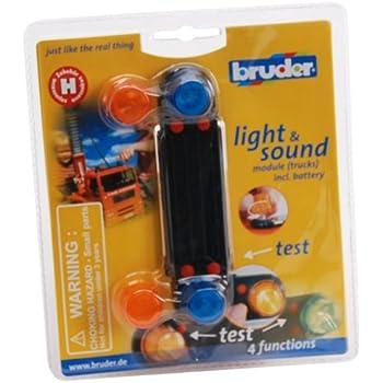 Bruder Light And Sound Module (Trucks)