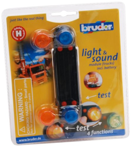 Bruder Light And Sound Module (Trucks)