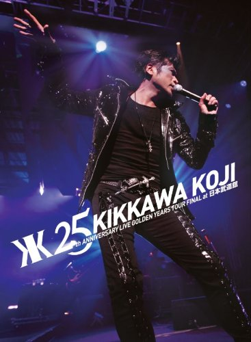 25th ANNIVERSARY LIVE GOLDEN YEARS TOUR FINAL at 日本武道館(初回限定盤)(USBメモリー付) [DVD] B003G7RRIW