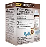 Keurig 5000351184 K-Duo 3 Month Care Brewer
