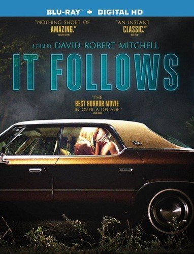 Blu-ray : It Follows (Ultraviolet Digital Copy)