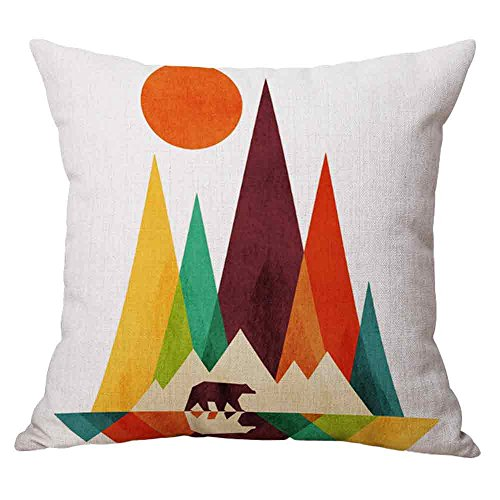 luca multicolor flax hug pillowcase b