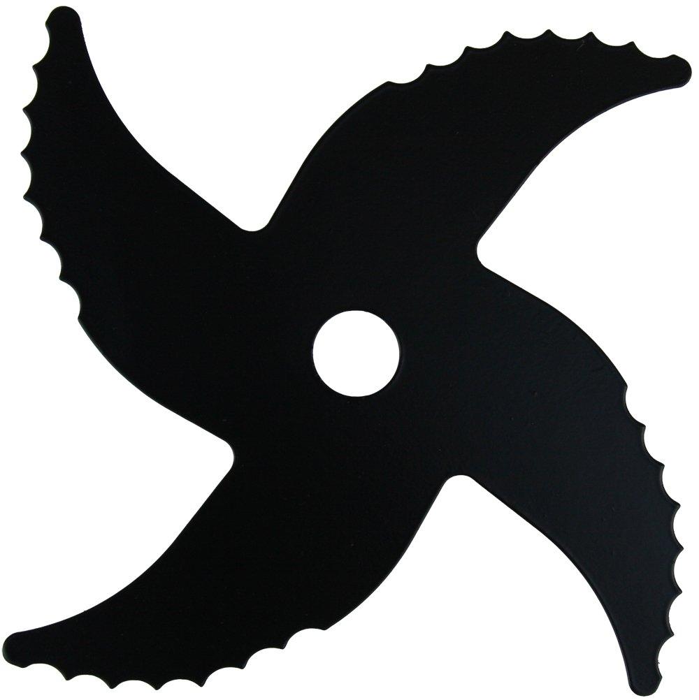 Ausonia-Disco para desbrozadora con 4 puntas para desherbar ...