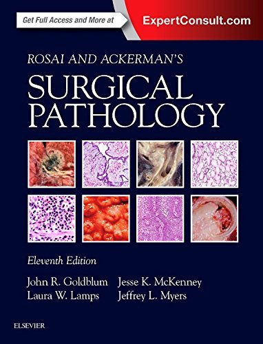 Rosai and Ackerman's Surgical Pathology - 2 Volume Set, 11e