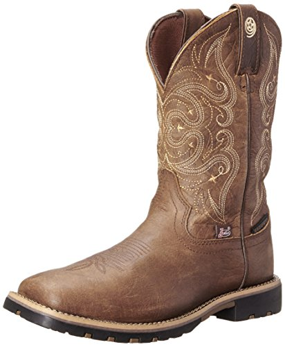 Justin Women's George Strait Collection Riding Boot - Gol...
