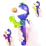 Creative Design Eating lollipop Robot Lollipops Holder 3 color options Funny Lollipops Stand Gifts Fashion 2018 New Decompression Toys