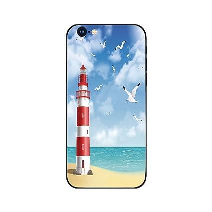 Amazon.com: Funda para teléfono móvil compatible con iPhone ...