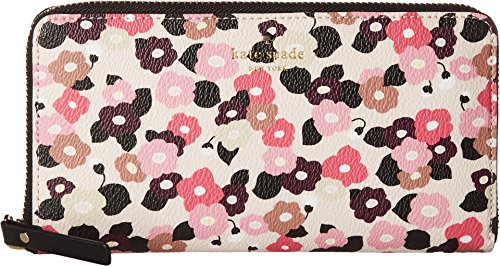 Kate Spade New York Women's Hyde Lane Floral Michele Rose Dew One Size by Kate Spade New York