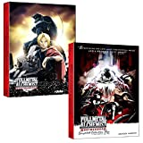 Fullmetal Alchemist : Brotherhood - Complete Series DVD Full Collection 1 and 2