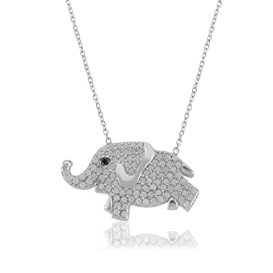 Ingenious jewellery sterling silver elephant pendant necklace ingenious jewellery sterling silver elephant pendant necklace aloadofball Image collections