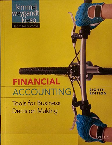 Financial Accounting: Tools for Business Decision Making pdf