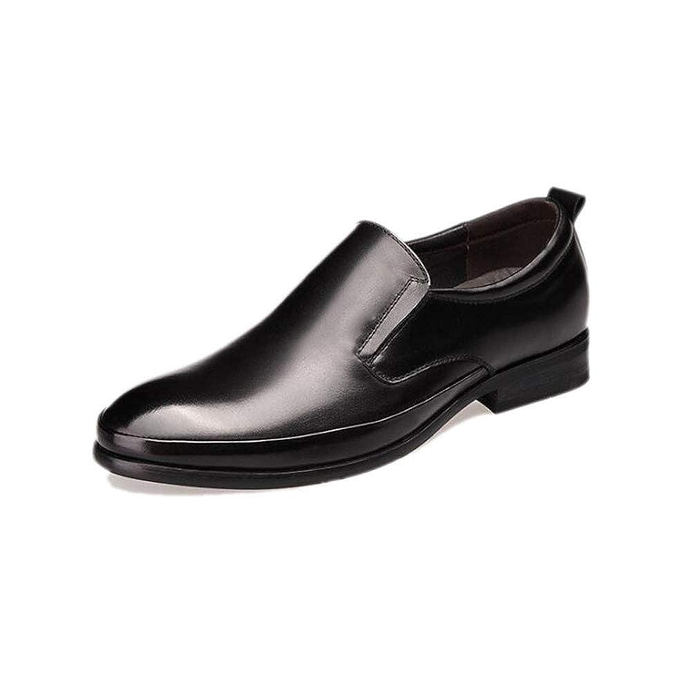 Cuatro De Cuero Hombres Negocios Estaciones Zapatos qC0wvq