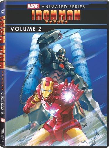 DVD : Marvel Iron Man: Animated Series: Volume 2 (Widescreen)