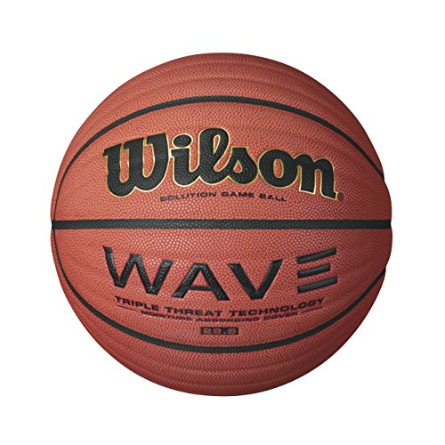 Wilson Wave Solution Game Basketball, Intermediate - 28.5