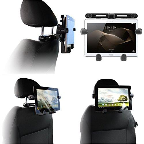 Navitech Car Portable Tablet Head Rest/Headrest Mount/Holder For The iRULU...