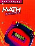 Math Advantage, Harcourt School Publishers Staff, 0153086599