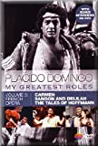 Placido Domingo : My Greatest Roles - Vol 3 French Opera [DVD] [2011]