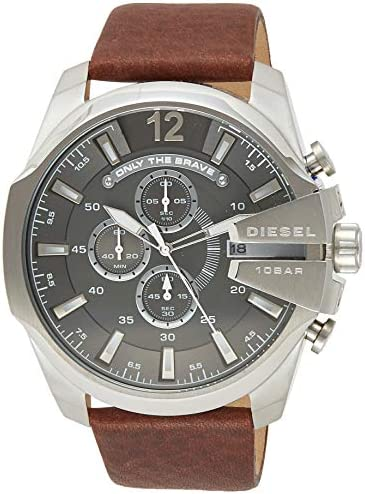 Diesel DZ4290 Leather Quartz Watch