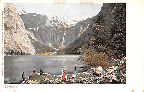 obersee-germany-postcard