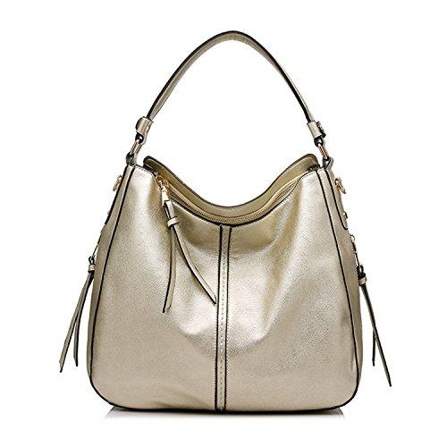 bandoulière artificiel Messenger bandoulière Gold à grande Sacs à Botia Sacs cuir Totes sac bandoulière sac bandoulière à Hobo Femme Bag en qPwUCUA