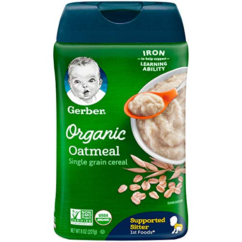 Gerber Organic Single-Grain...