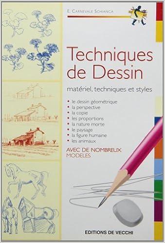 En ligne téléchargement gratuit Techniques de dessin pdf, epub ebook