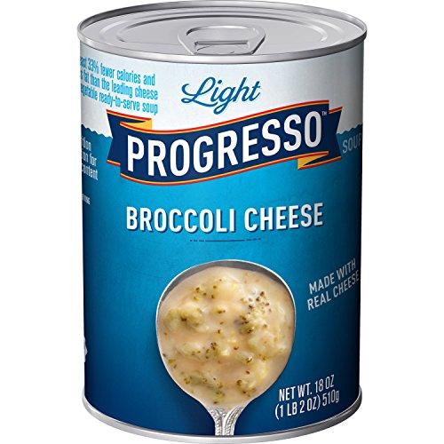 Light Progresso - Progresso Light Broccoli & Cheese Soup, 18 Oz