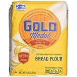 Gold Medal Better For Bread Flour, 5 Pound -- 8 per case.